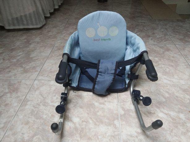 cadeira de refeição para bébé