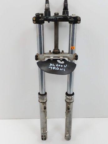 Honda Xl 600 v transalp lagi , amortyzatory + półki