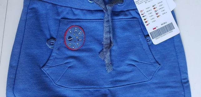 Spodnie r.62 coccodrillo nowe metką