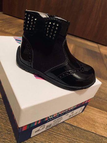 Buty dla dziewczynki, rozmiar 18, Nero Giardini