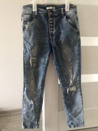 Spodnie Toxik r.36