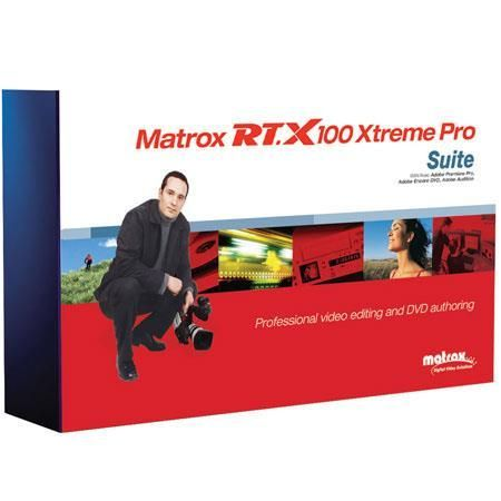 Placa de Vídeo Matrox RTX 100