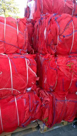 Worki big bag beg bagi ! wentylowane do Cebuli warzyw 195 cm