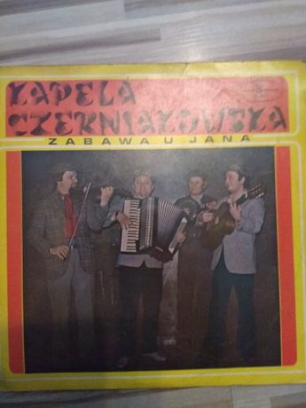 Płyta winylowa Kapela Czerniakowska