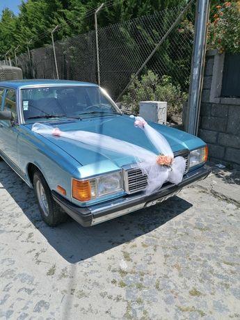 Clássico Mazda 929L