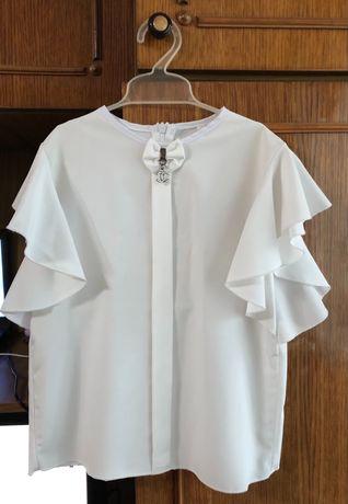Блуза дитяча розмір 122