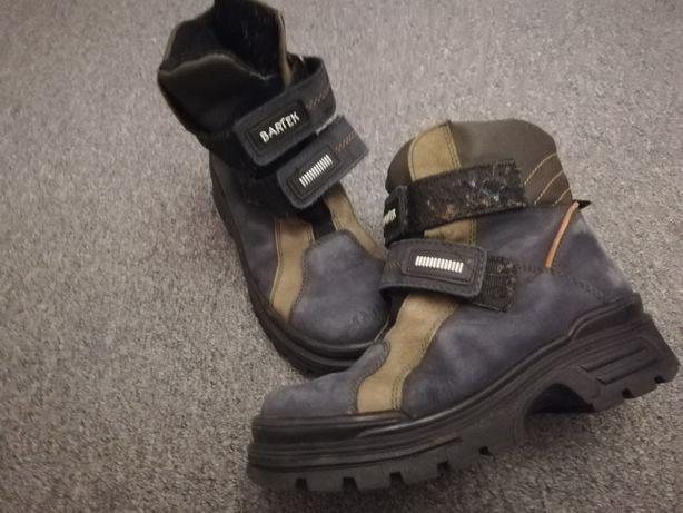 Buty zimowr Bartek r. 33 dla chłopca