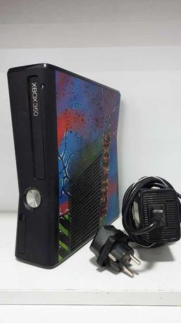 Konsola Microsoft Xbox 360 Slim 250 GB czarny