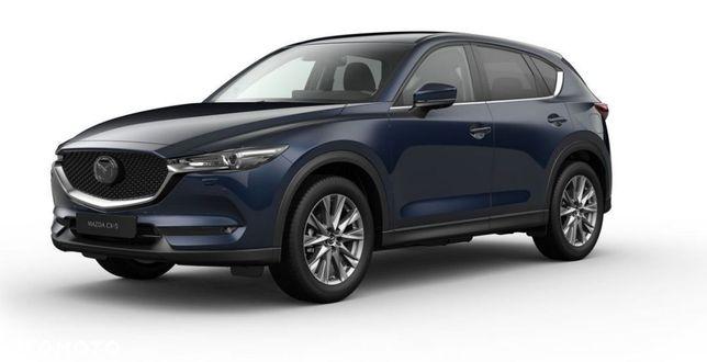 Mazda Cx-5 2.0l 165km 6at 4x2 Skyprestige (+Pakiet Black) Czarna