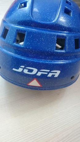 Продам шлем Jofa на голову 52-54 см