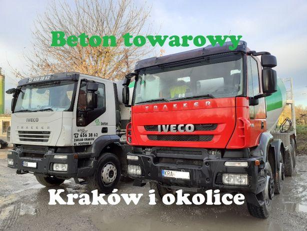 Beton Towarowy b10-b37 Transport Kraków i okolice