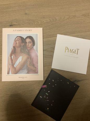 Ювелирные каталоги Rolex,Piaget оригинал