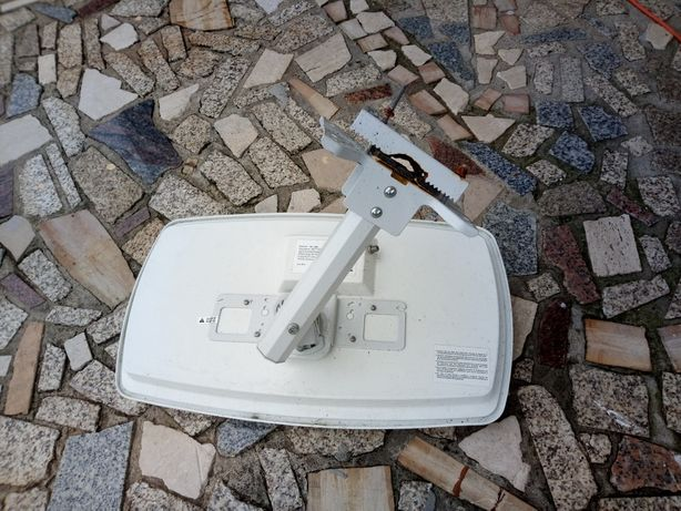 Antena satélite para caravana