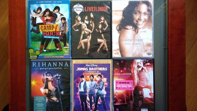 Concertos DVD