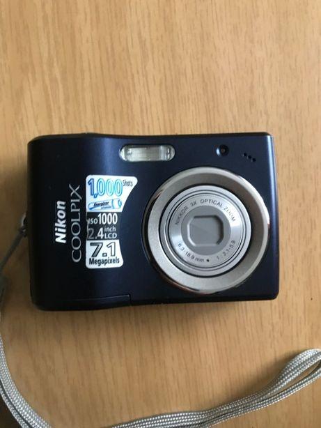 Aparat fotograficzny cyfrowy Nikon COOLPIX L14