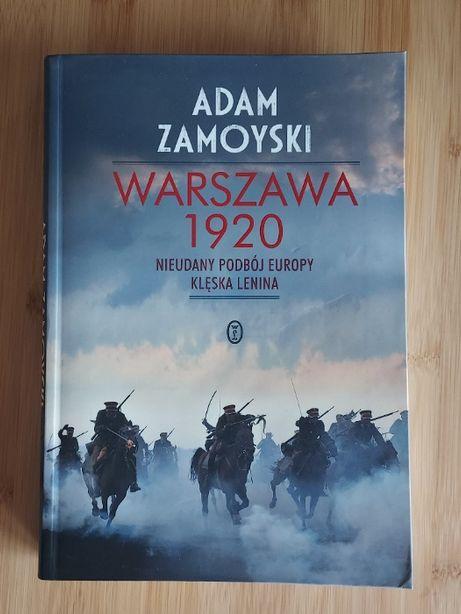 Warszawa 1920. Nieudany podbój Europy. Klęska Lenina