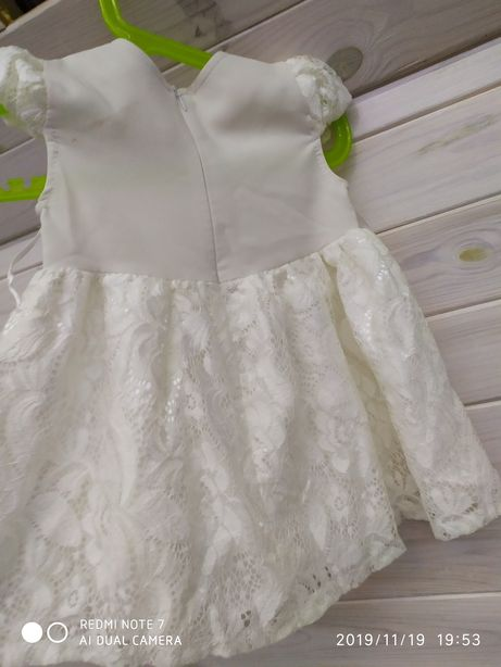 Нове платтячко Bambino