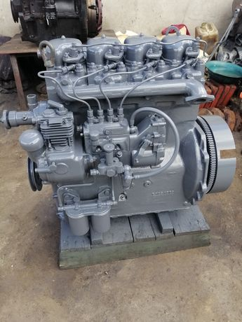 Ciagnik Ursus C 360 Silnik po kapitalnym remoncie z Gw. C 355 C 4011