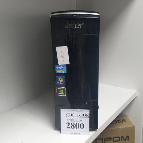 Персональный компьютер Acer x3990