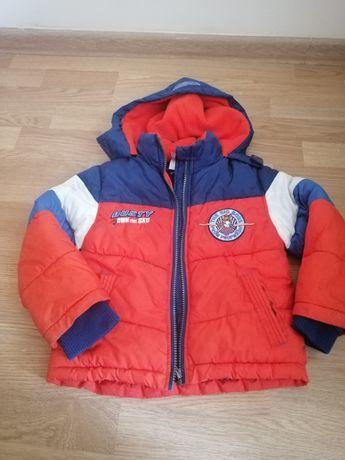 Куртка зимова с&а, 104