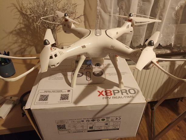Dron z kamerą używany