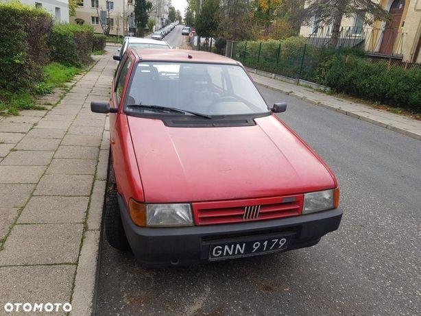 Fiat Uno Fiat Uno Pierwszy właściciel okazja czarne blachy
