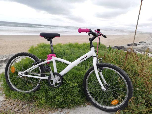 Bicicleta roda 20 excelente estado