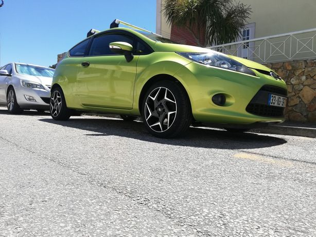 Jantes Ford fiesta st