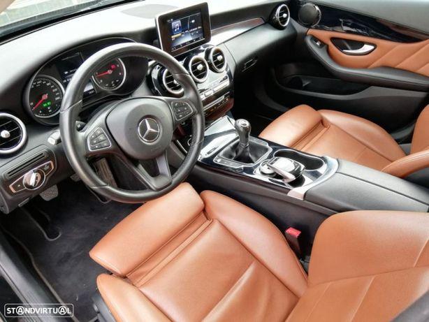 Mercedes - Benz C 220 D *AVANTGARDE* BLUE TEC * com *170Cv*