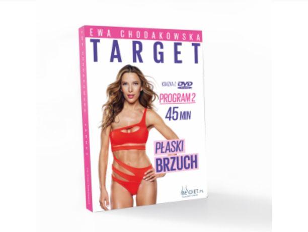 Target Chodakowska Ewa dvd nowe