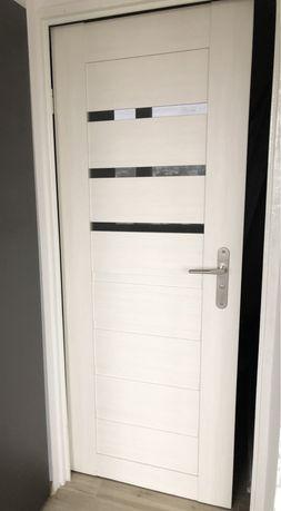 Drzwi wewnętrzne 70 Łazienkowe/wc cena za 2szt