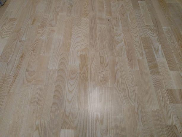 Deska barlinecka,  panele podłogowe Jasny Dąb