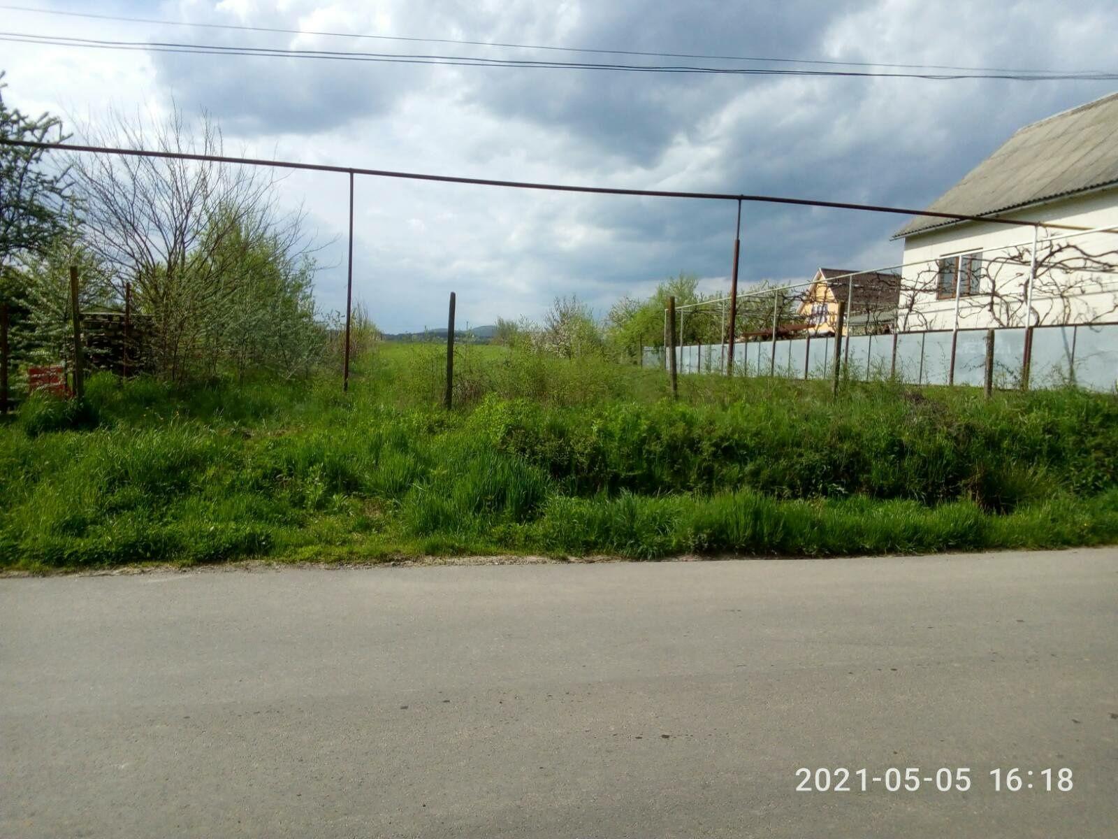Земельна ділянка 15 сот  під забудову будинка
