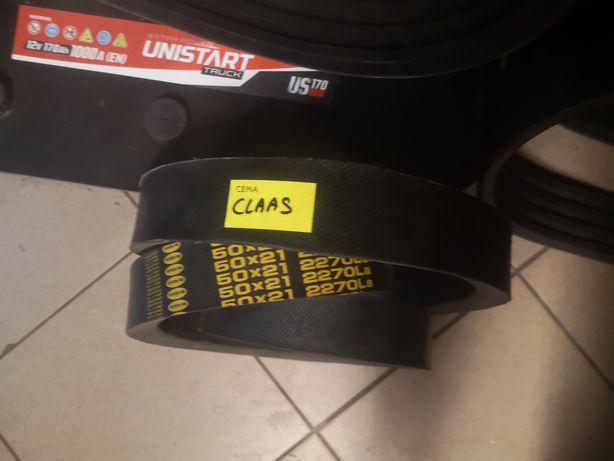 Pas wariatorowy Claas 629.737 50 x 2270  Roven produkcja Włoska