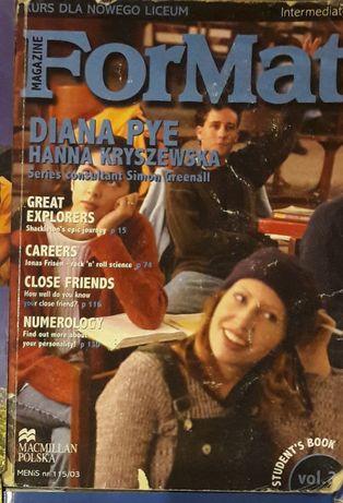 Magazine ForMat Student's Book vol2 - podręcznik do j. angielskiego