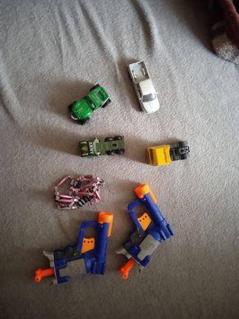 Przeróżne zabawki ,okazja ,cena za całość