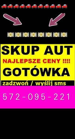 Skup Aut Za Gotówke Kazdy Stan Auto Skup Samochodow