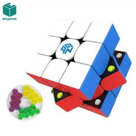 Кубик рубика GAN 356M + GES магнитный профессиональный