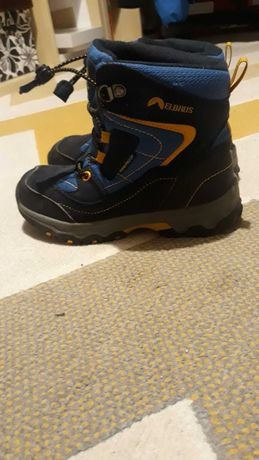 Buty zimowe dla chłopca Elbrus rozm. 30