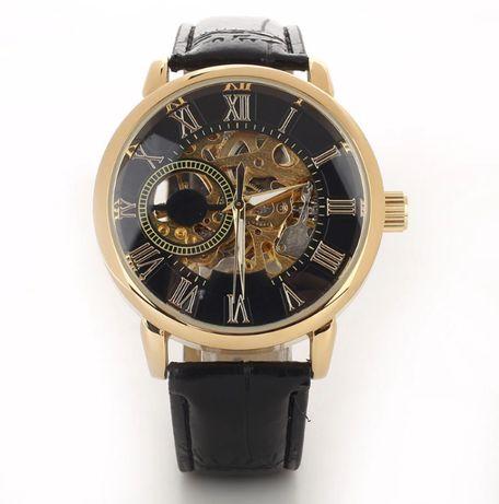 Zegarek Męski Skeleton Mechaniczny NOWY