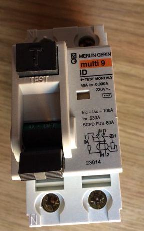 УЗО Schneider Electric 2 пол. 40 А, 30 мА