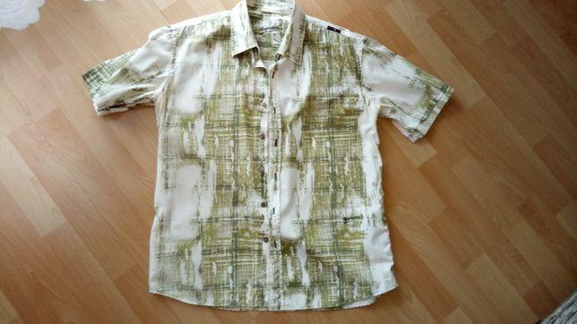 Koszula męska firmy Reporter, rozmiar L