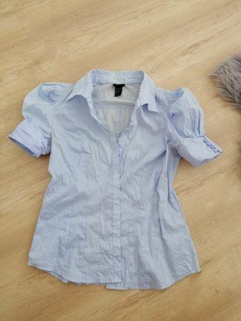 Блуза від H&M рукави ліхтарики