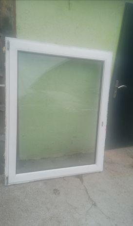 Okno po demontażu
