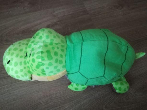 Jeżo żółw duża maskotka nietypowa