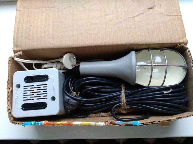 фонарь-переноска с понижающим трансформатором ТБ-63 УХЛ5