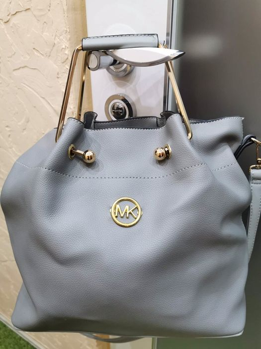 Piękna szara torebka MK Dobczyce - image 1