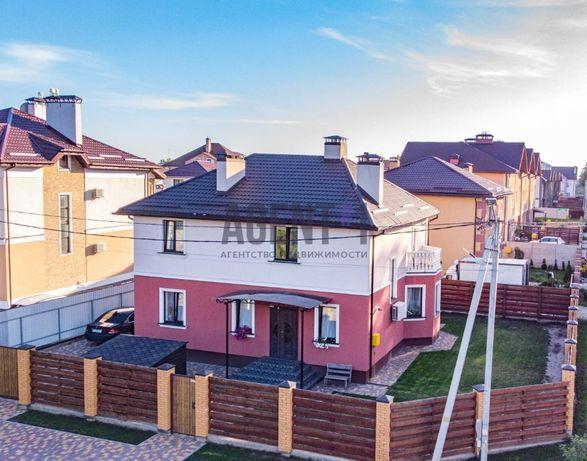 Продажа шикарного дома 170 кв.м. в с. Петропавловская Борщаговка.