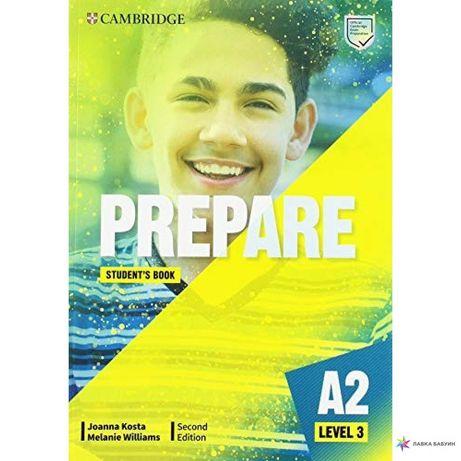 Cambridge English Prepare! Second Edition 3 Student's Book