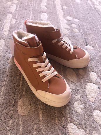 Детские кеды-ботинки H&M